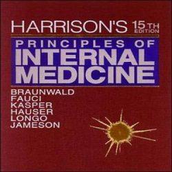 Harrison's Principles of internal Medicine books