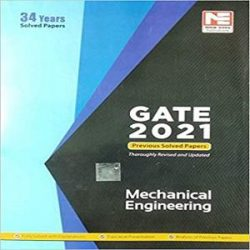 3-Mechanical Engineering Previous Year Solved Papers Paperback – 15 June 2020 books