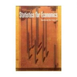 Economic Statistics For Class 11 books