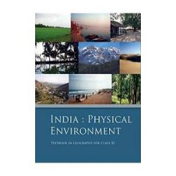 India Physical Environment For Class 11 books