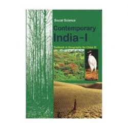 Contemporary India – Geography For Class 9 books