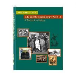 India & Contemporary World – History For Class 9 books