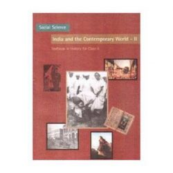 India & Contemporary World 2 – History For Class 10 books