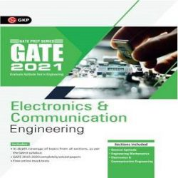 9-GATE 2021 - Guide - Electronics and Communication Engineering (Paperback, GKP) books