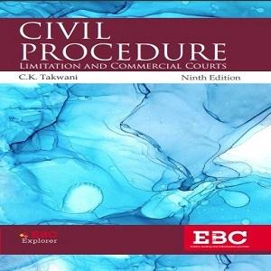 Civil Procedure With Limitation 9th edition