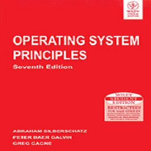 Operating System Principles,7th Edition