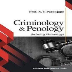 Criminology and Penology (including Victimology) books
