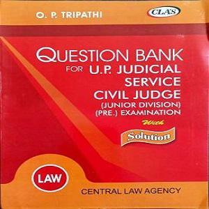 Question Bank For U.P. Judicial Service Civil Judge