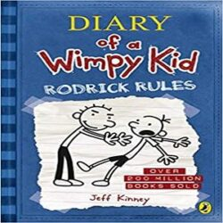 Diary of a Wimpy Kid: Rodrick Rules- Paperback books