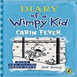 Diary of a Wimpy Kid: Cabin Fever books
