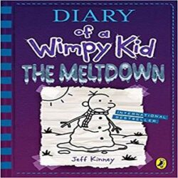 Diary of a Wimpy Kid: The Meltdown books