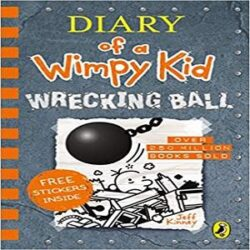 Diary of a Wimpy Kid: Wrecking Ball books