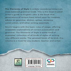 The Elements of Style (General Press)