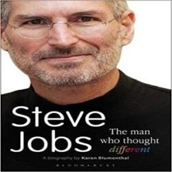 Steve Jobs The Man Who Thought Different books