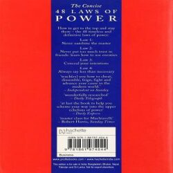 The 48 Laws Of Power books