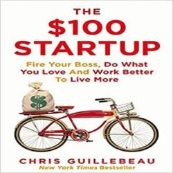 The $100 Startup books