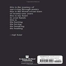 Milk and Honey Paperback