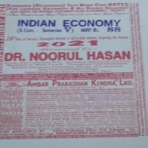 Indian Economy-English