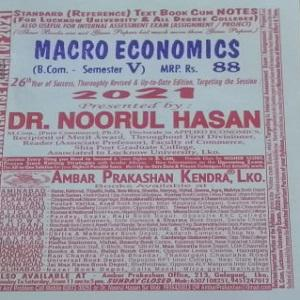 Macro Economics-English