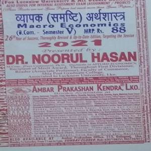 Macro Economics-Hindi