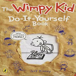 Diary of wimpy Kid: Do-it Yourself