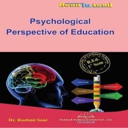 1 Semester (english)-psychological-perspective-of-education books
