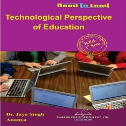 1 Semester (english)-technological-perspective-of-education books
