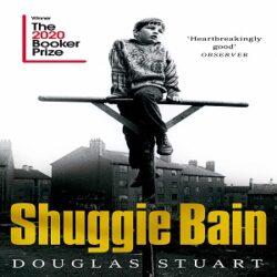 Shuggie Bain Winner of Booker Prize books