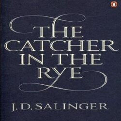 The Catcher in the Rye Paperback books