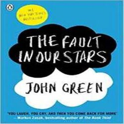 The Fault in our Stars Paperback books
