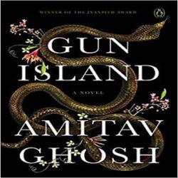 Gun Island books
