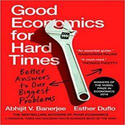 Good Economics books