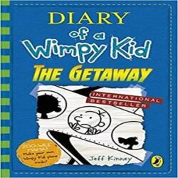 Diary of a Wimpy Kid The Getaway books