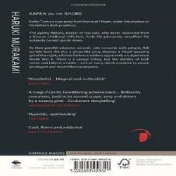Kafka on the shore- Paperback books