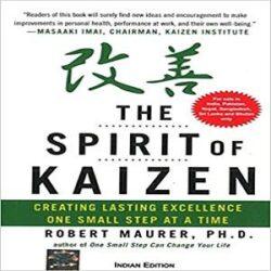 The Spirit of Kaizen books