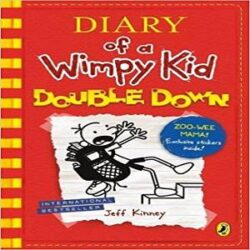 Diary of a wimpy Kid Double Down books