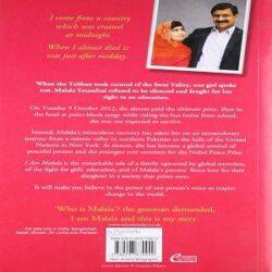 I am Malala books