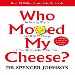 Who moved my cheese - Paperback books