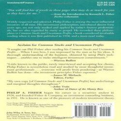 Common stocks and Uncommon Profits books