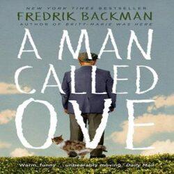 A man Called Ove books