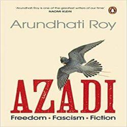 Azadi(hardcopy) books