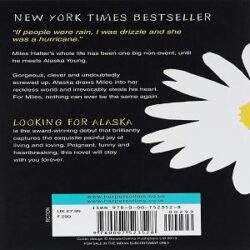 Looking for Alaska books