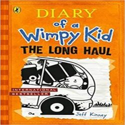 Diary of a wimpy kid The Long Haul books
