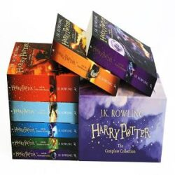 Harry Potter Box 7 books box set books