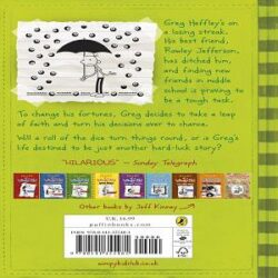 Diary of a wimpy kid Hard Luck books