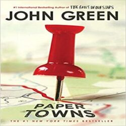 Paper Towns books