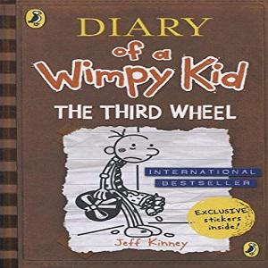 Diary of a wimpy kid:Third Wheel