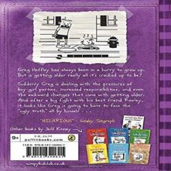 Diary of a wimpy kidThe Ugly Truth books