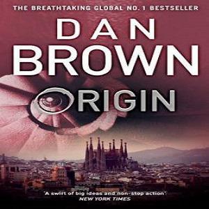 Dan Brown Origin(Hardcover)