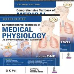Comprehensive Textbook of MEDICAL PHYSIOLOGY books